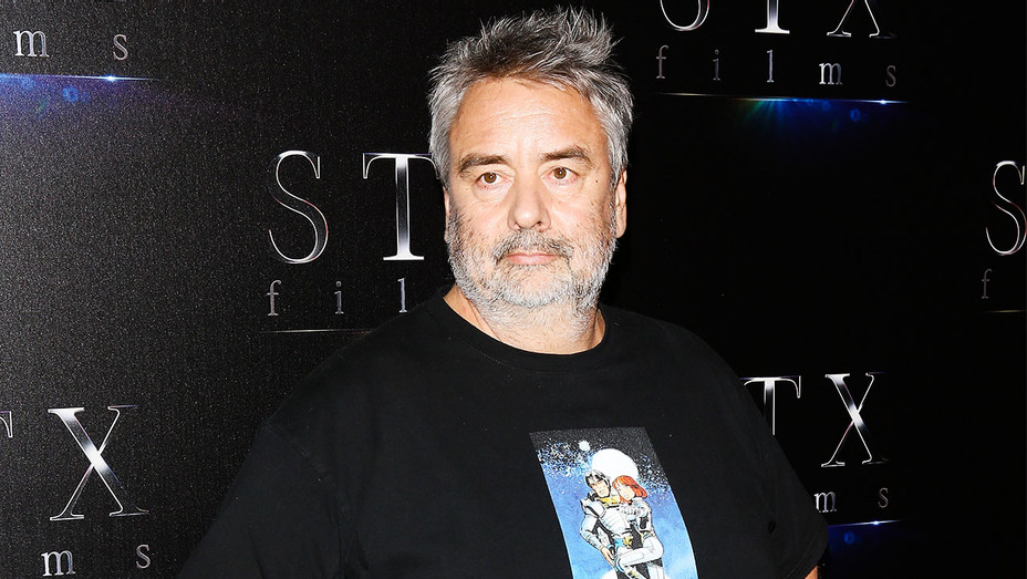 Luc Besson - CinemaCon 2017 - Getty - H 2017