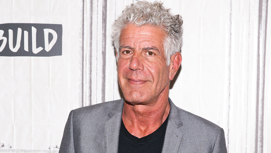 Anthony Bourdain - Build Series - Getty - H 2017