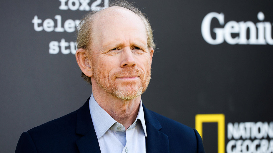 Ron Howard - Genius Premiere - Getty - H 2017