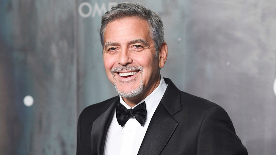 George Clooney - Lost in Space Anniversary Party - Getty - H 2017