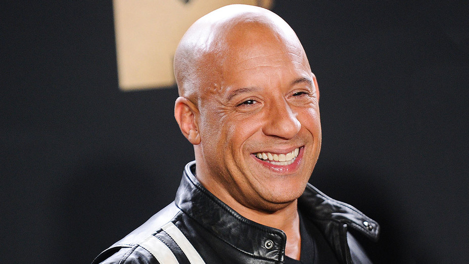 Vin Diesel - 2017 MTV Movie and TV Awards - Getty - H 2017