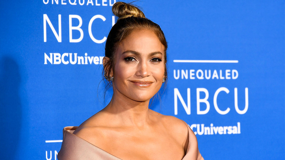 Jennifer Lopez - NBCUniversal Upfront - Getty - H 2017
