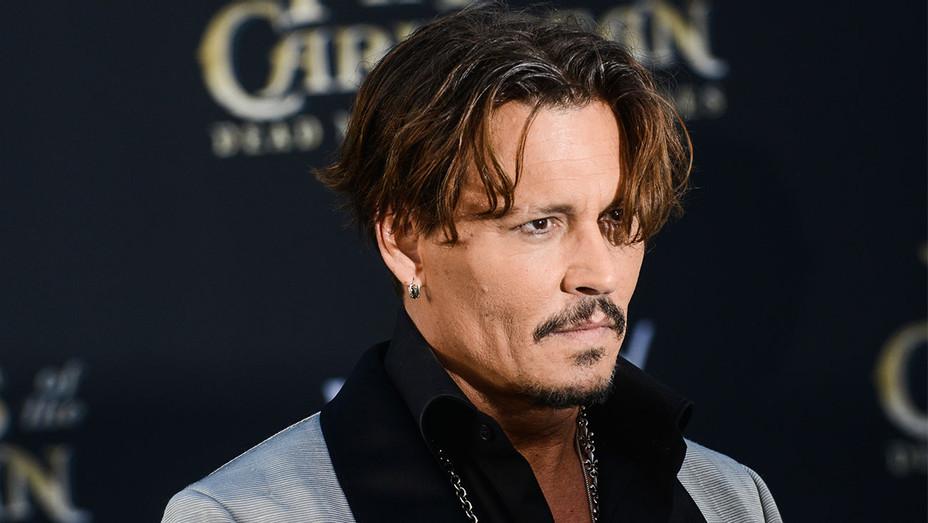 Johnny Depp - Pirates of the Caribbean: Dead Men Premiere - Getty - H 2017
