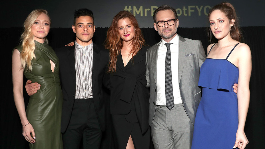 Panel and Reception For USA's Mr. Robot -June 5, 2017-Getty-H 2017