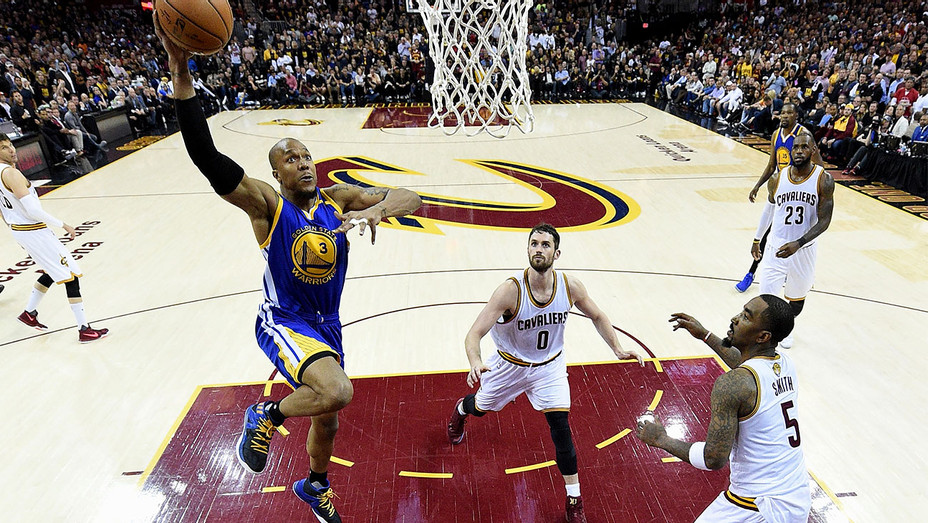 Golden State Warriors and Cleveland Cavaliers - Game 3 of the 2017 NBA Finals -Getty-H 2017