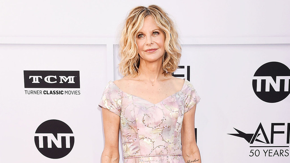 Meg Ryan - AFI Life Achievement Award Gala - Getty - H 2017