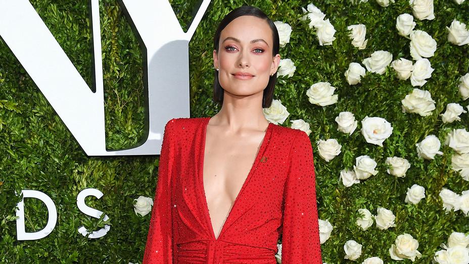 Olivia Wilde - Tony Awards - Getty - H 2017