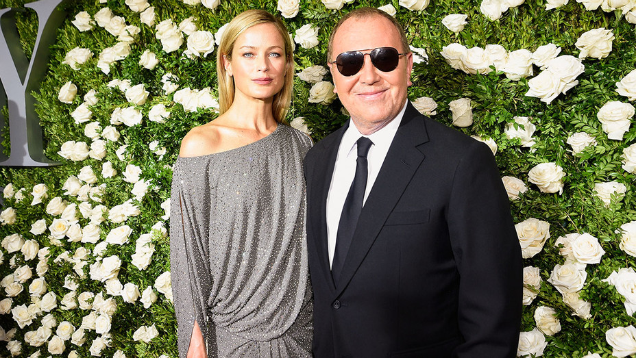 Carolyn Murphy and Michael Kors - Tony Awards Carpet - Getty - H 2017