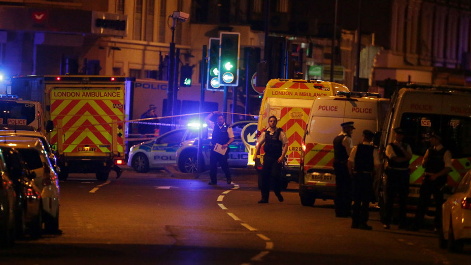 Finsbury Park Attack - Getty - H 2017
