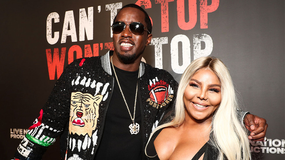 Sean Combs and Lil Kim - Can't Stop Won't Stop Premiere - Getty - H 2017