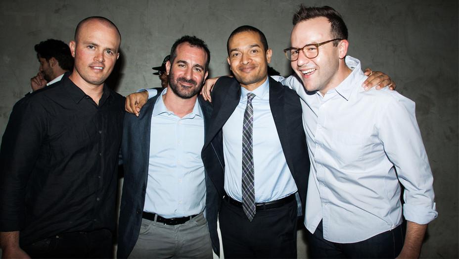 Grandview Automatik Party - Chad Feehan, Matthew Rosen, Emerson Davis, and Jon Gonda - Publicity - H 2017