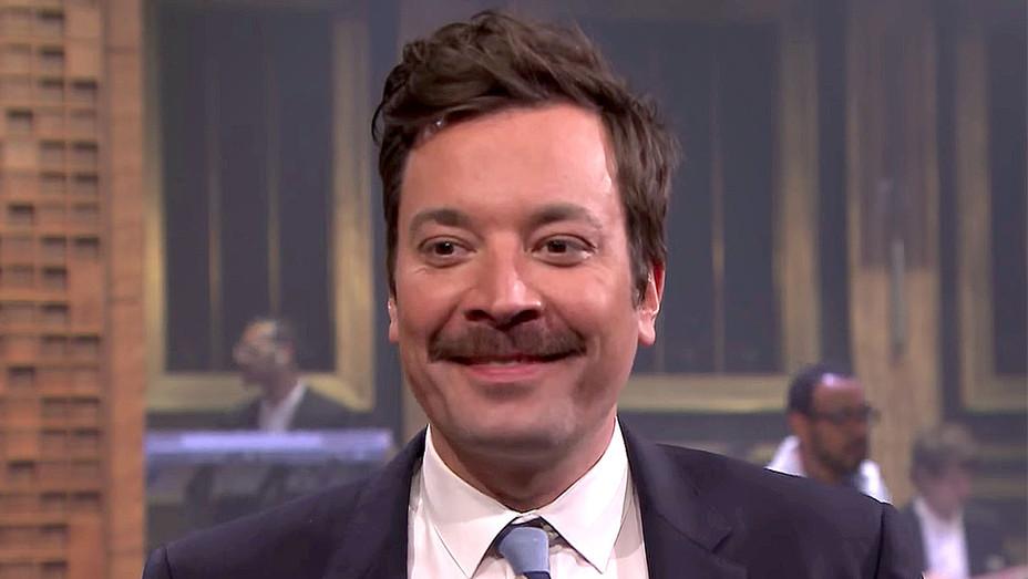 Jimmy Fallon Gets a Mustache -Screen shot -H 2017