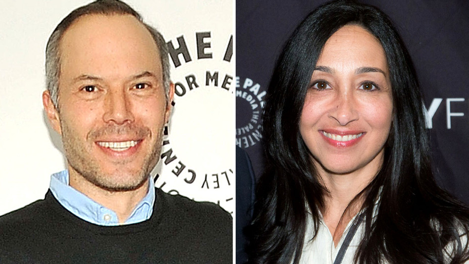 Jon Feldman and Jennifer Gwartz Split-Getty-H 2017