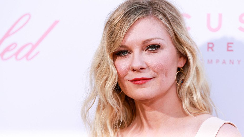 Kirsten Dunst The Beguiled Premiere - Getty - H 2017