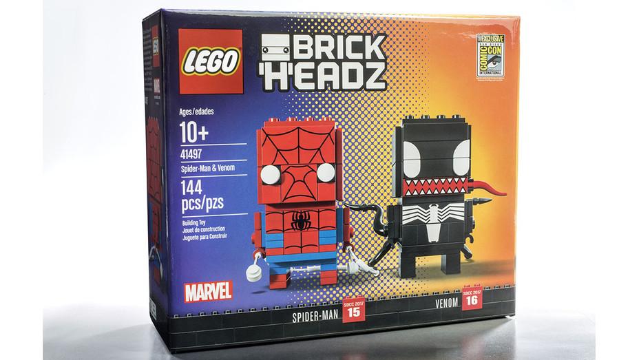 LEGO Brick Headz Box - Publicity - H 2017
