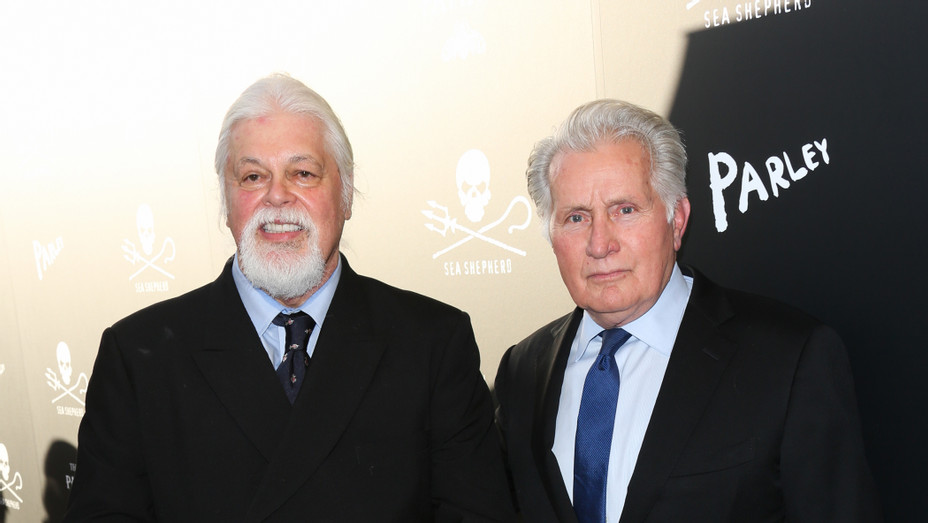 Martin Sheen - Getty - H