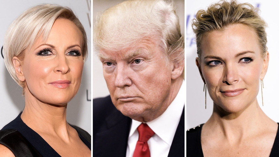 A Timeline Of Trump S Attacks On Women S Appearances Hollywood Reporter