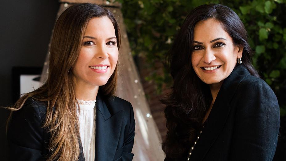 Monique Lhuillier and Monica Bhargava - Publicity - H 2017