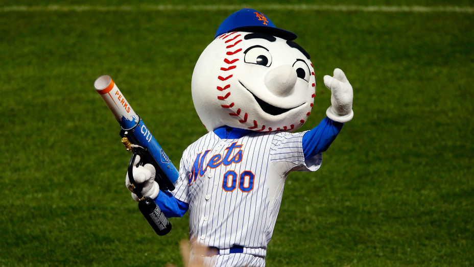 Mr. Met - H Getty 2017
