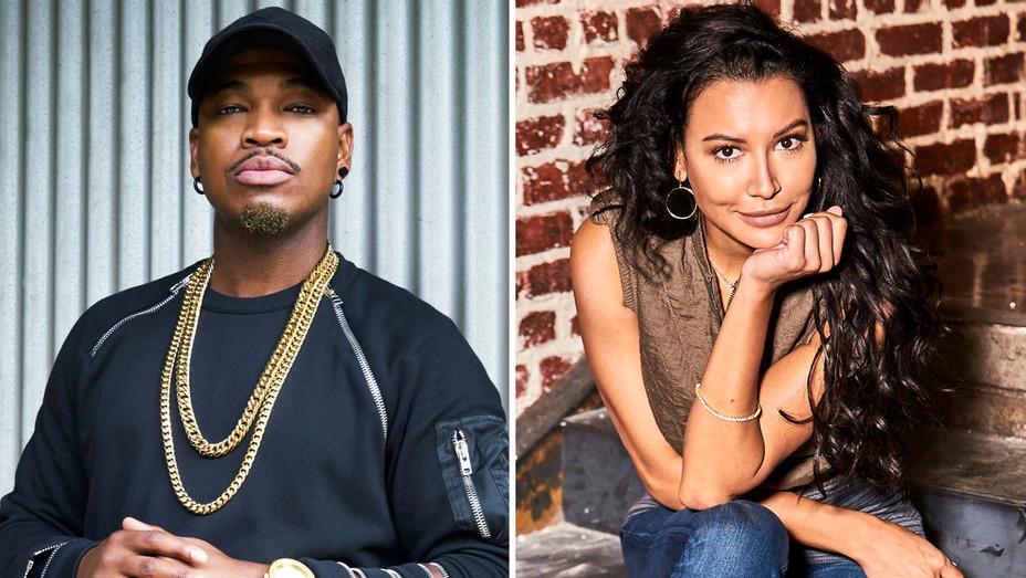 Ne-Yo and Naya Rivera - Split - Publicity - H 2017