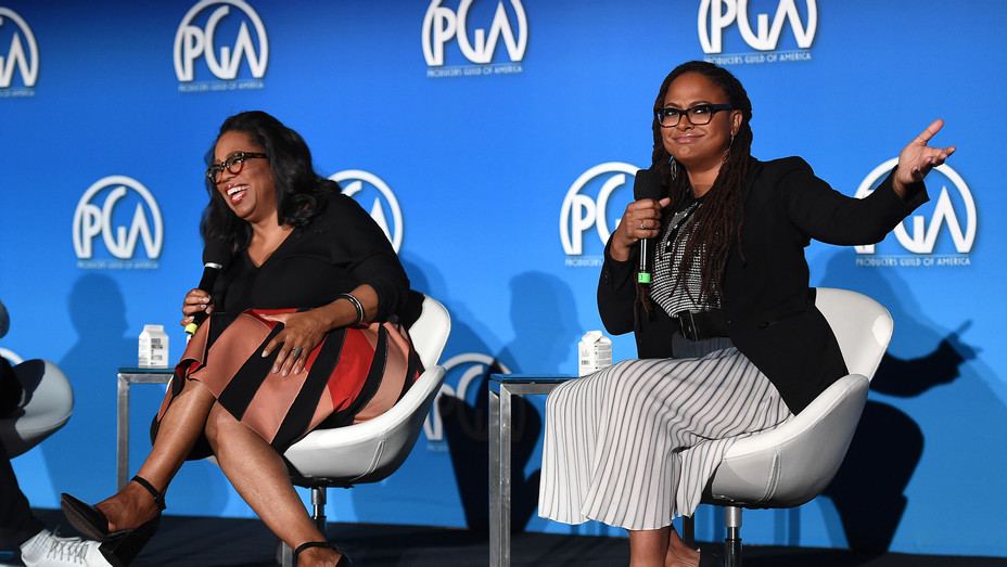 Oprah & Ava DuVernay Produced By - H 2017