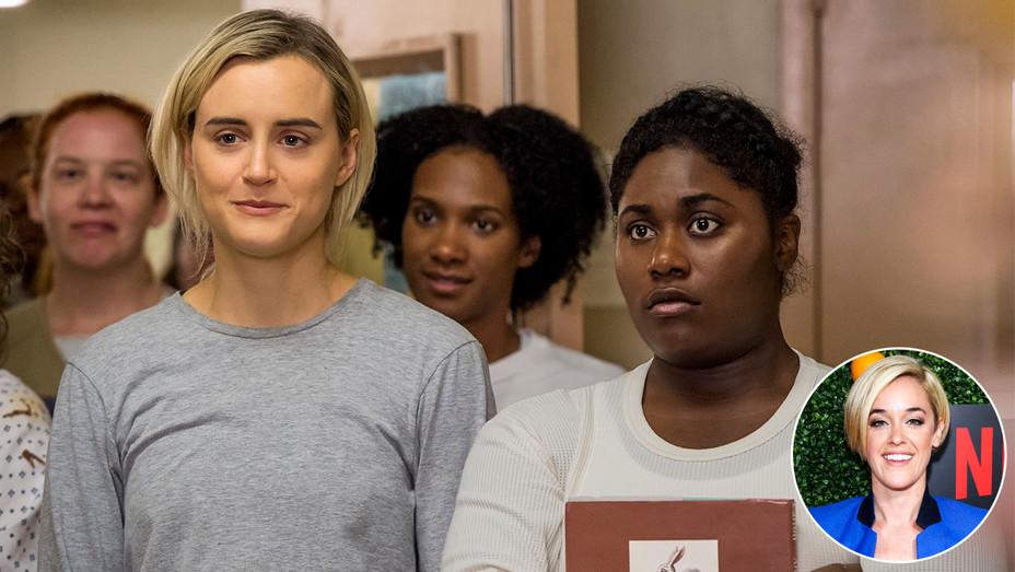 Orange is the New Black Still 1 Season 5 Episode 7 and Lauren Morelli - Inset - H 2017