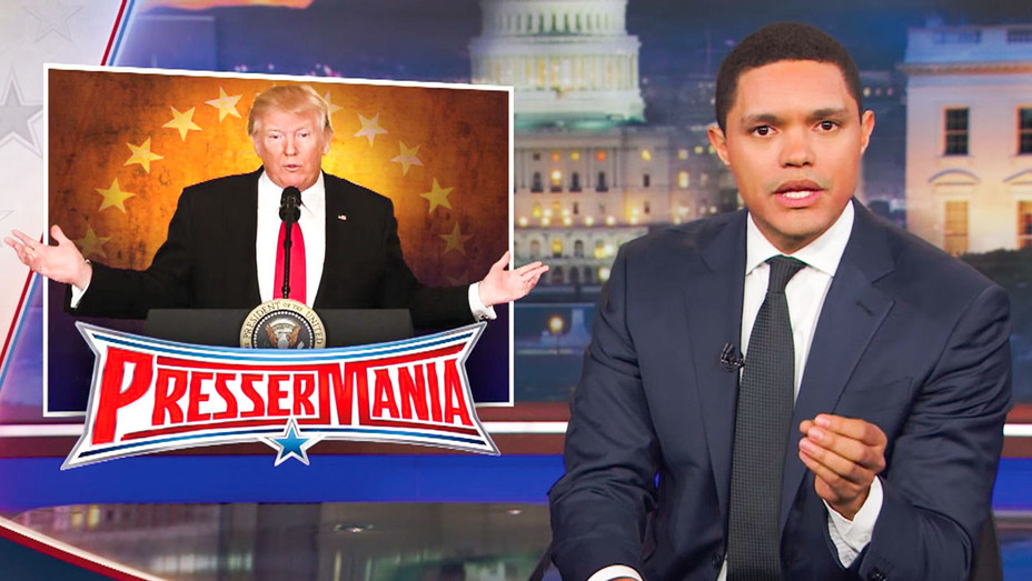 The Daily Show with Trevor Noah - Publicity - H 2017