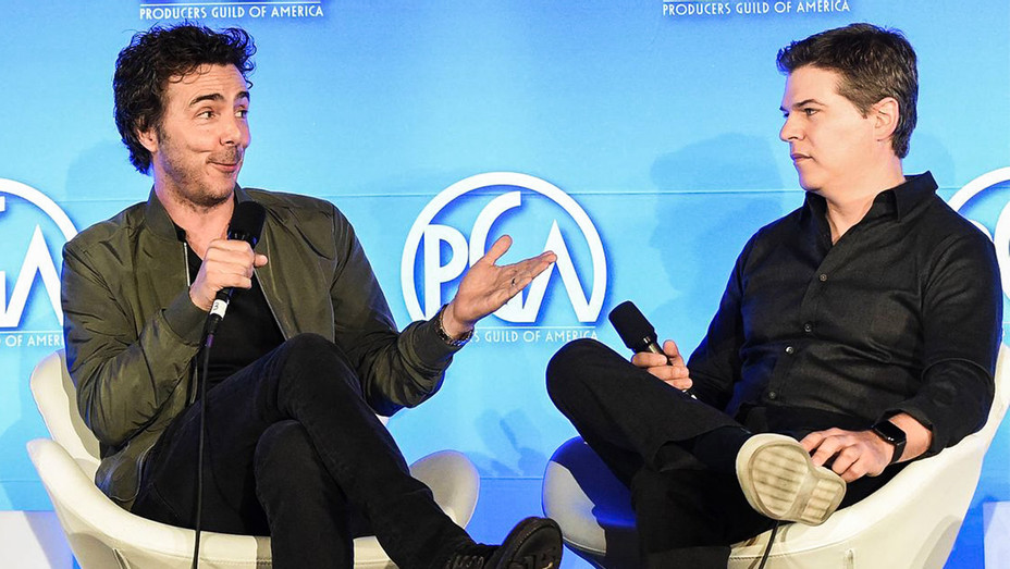Shawn Levy and Dan Levine - PGA Panel - Publicity - H 2017