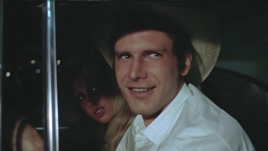 "Harrison Ford in ""American Graffiti"""