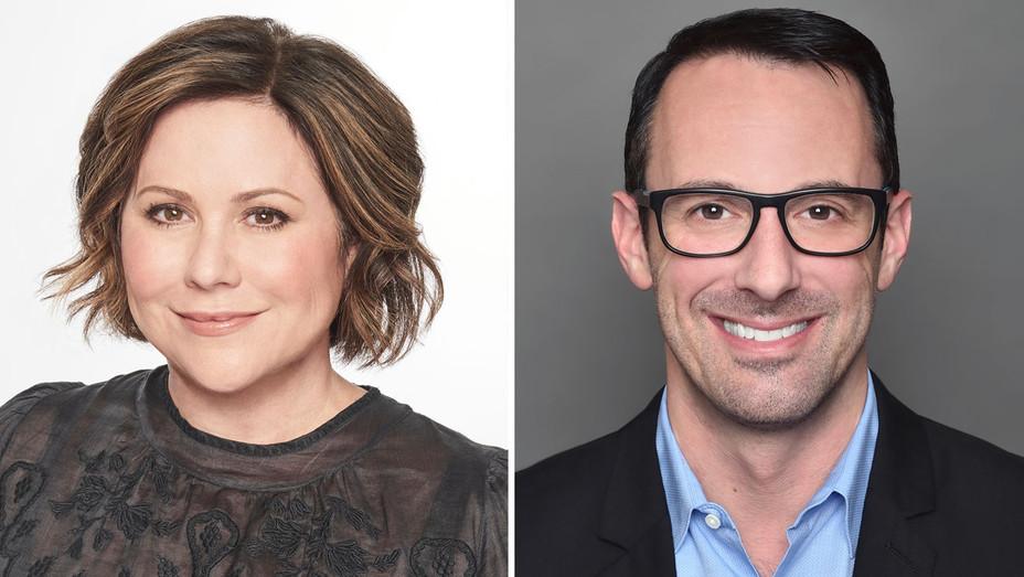 Shannon Ryan and Darren Schillace - Split - Publicity - H 2017