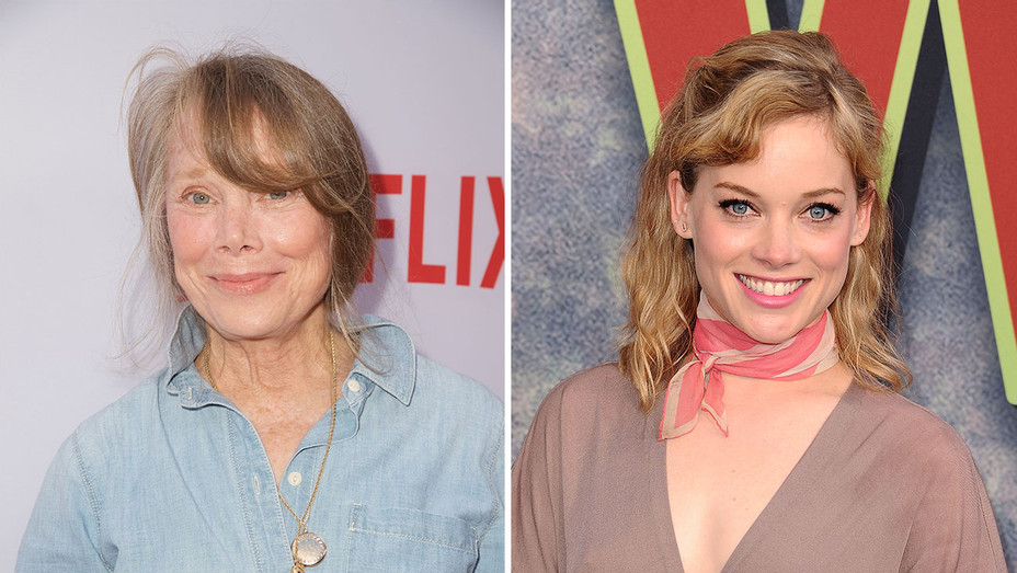 Sissy Spacek and Jane Levy_Split - Getty - H 2017