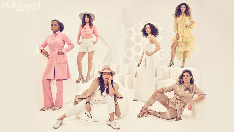 Comedy Actress Roundtable: Emmy Rossum, America Ferrera on Pay Standoffs and Casting by Bikini