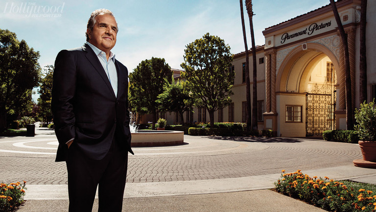 Paramount's Jim Gianopulos on Starting Over, His Fox Exit and Reviving a Struggling Studio