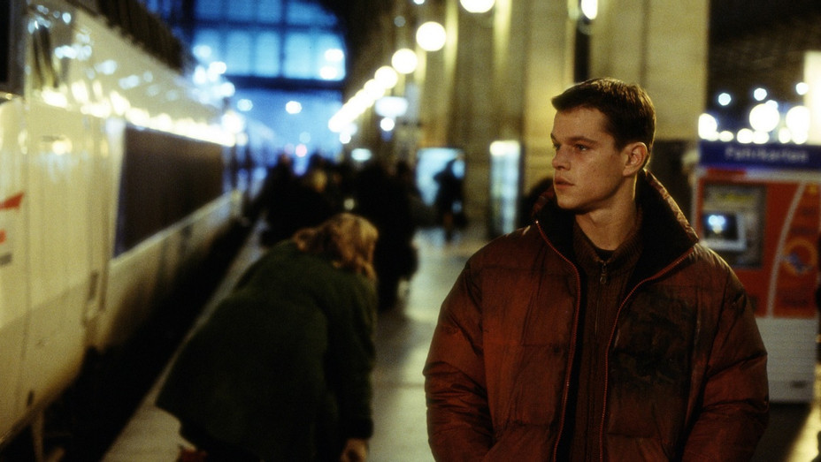 The Bourne Identity - H - 2002