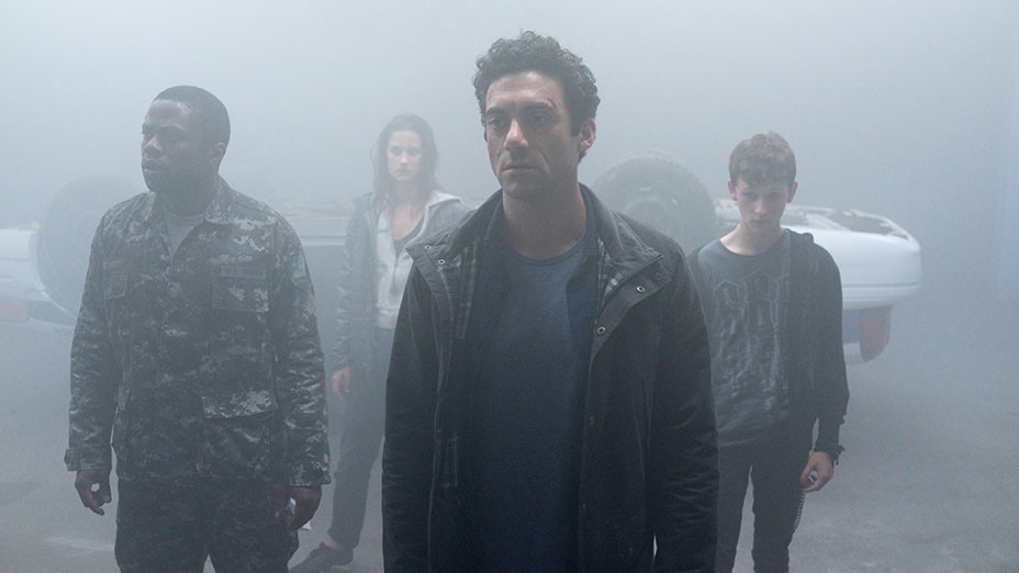 The Mist -Okezie Morro -Danica Curcic -Morgan Spector -Russell Posner -EMBED 2017