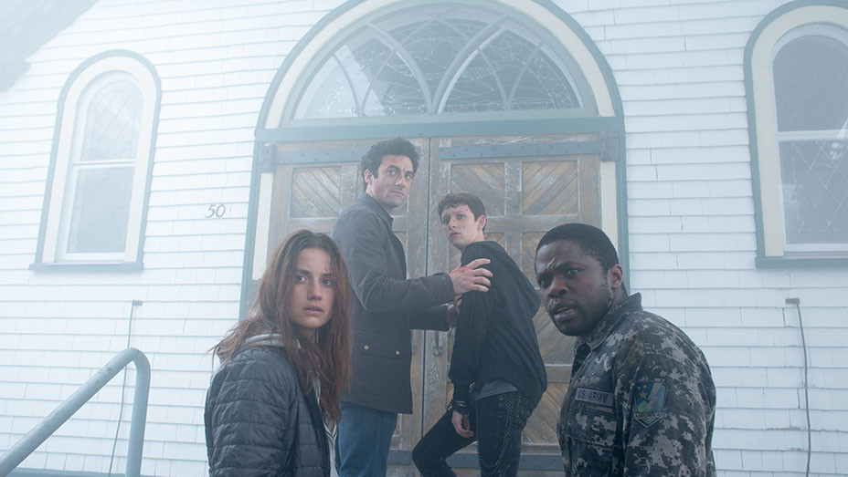The Mist -Danica Curcic -Morgan Spector -Russell Posner-Okezie Morro-EMBED 2017