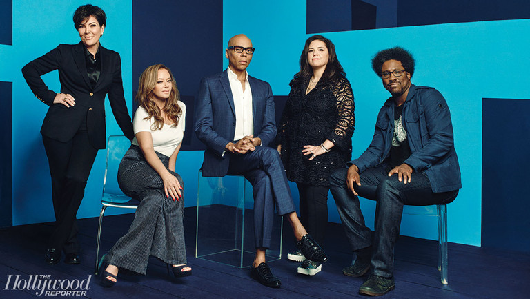 """Reality TV Roundtable: Leah Remini, RuPaul on Breaking Points and Facing """"Haters"""""""