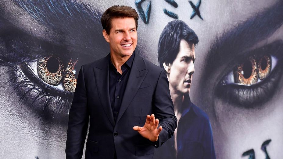 Tom Cruise The Mummy - H - 2017