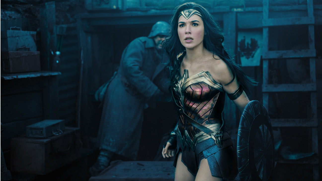 Wonder Woman Film Review Hollywood Reporter