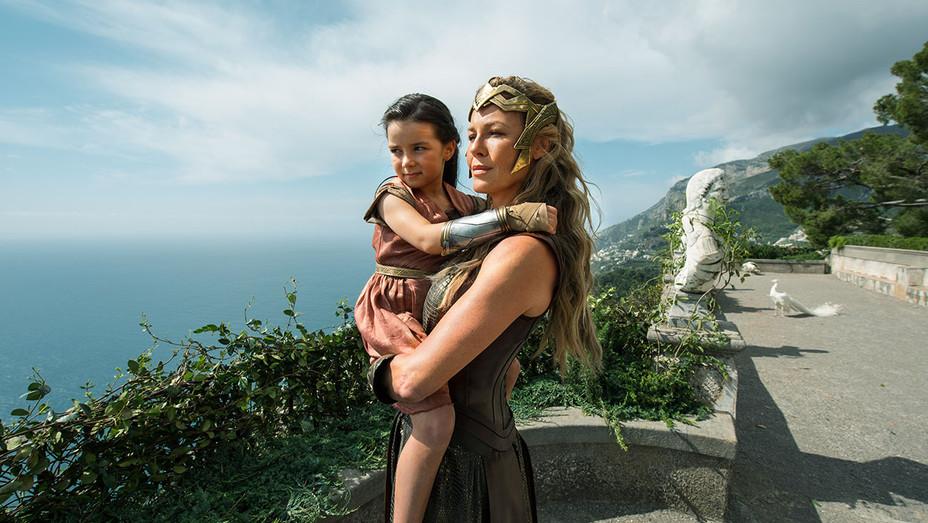 Wonder Woman - Still 1 -Queen Hippolyta-CONNIE NEILSEN - On Island- Publicity-H 2017