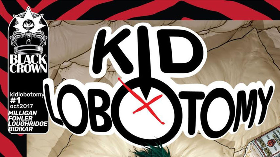 Kid Lobotomy Cover Art - Publicity - P 2017