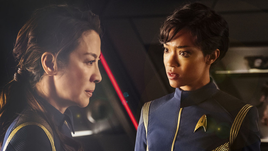 Star Trek Discovery- SDCC -  Michelle Yeoh -Sonequa Martin-Green  -Publicity - H 2017