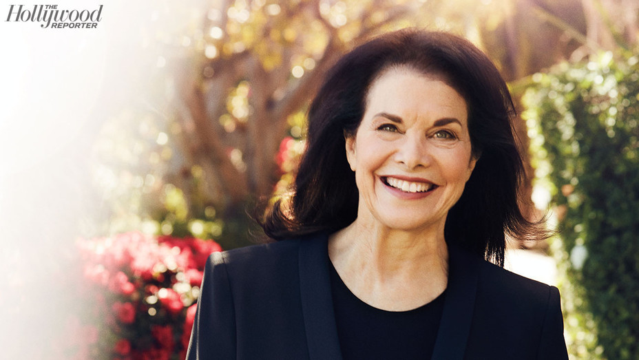 THR - Sherry Lansing - role model for aging - Photographed by Miller Mobley - H 2017