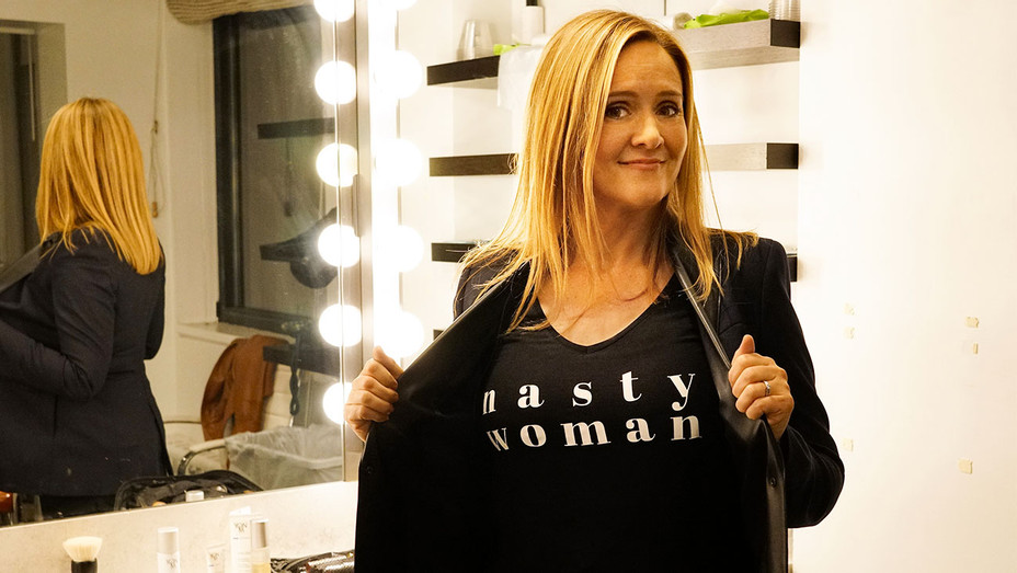 Full Frontal with Samantha Bee Still Nasty Woman T-Shirt - Publicity - H 2017
