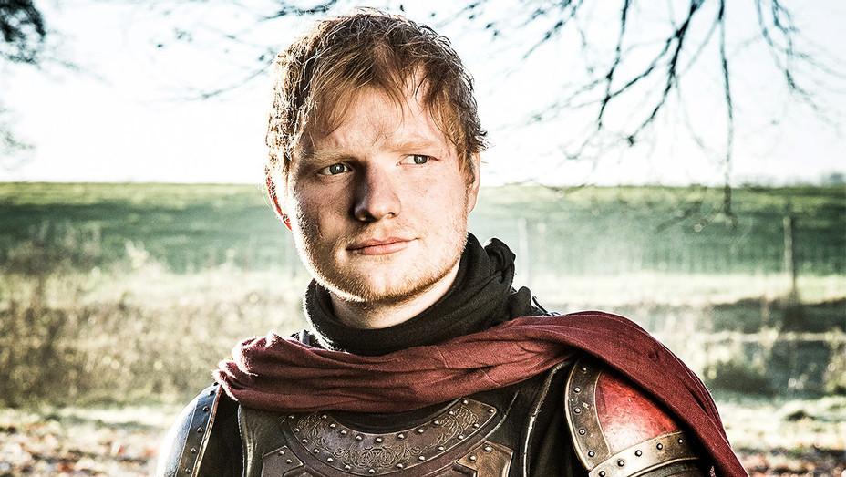 Game of Thrones Still Ed Sheeran Season 7 Episode 1 - Publicity - H 2017