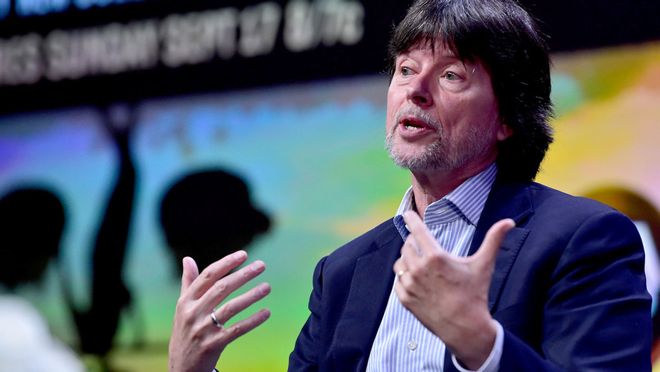 Ken Burns pic from PBS TCA Day - Publicity-H 2017