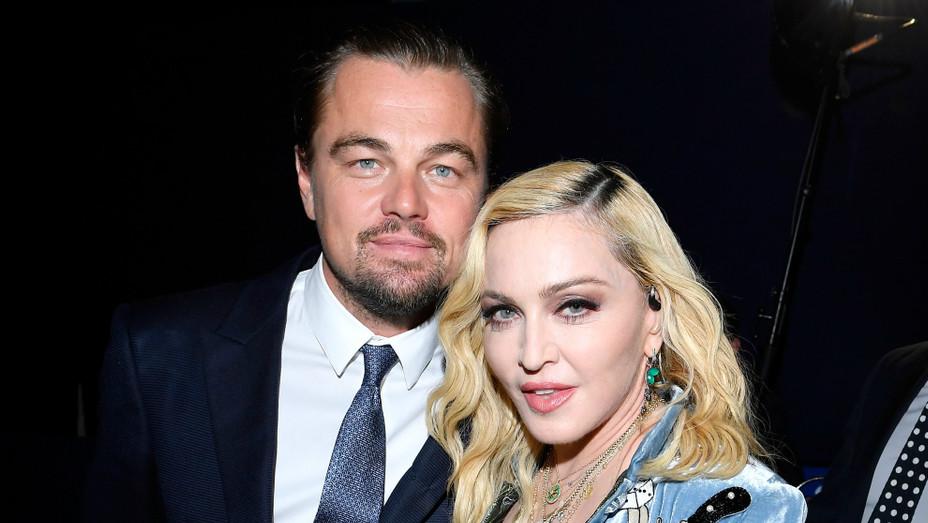 Leonardo DiCaprio Madonna H 2017