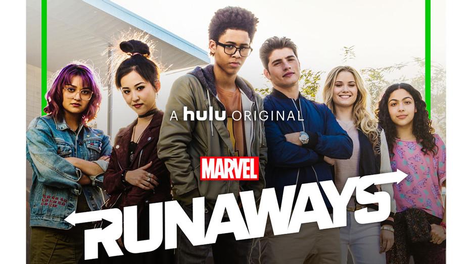 Marvel Runaways Promo - Publicity - H 2017