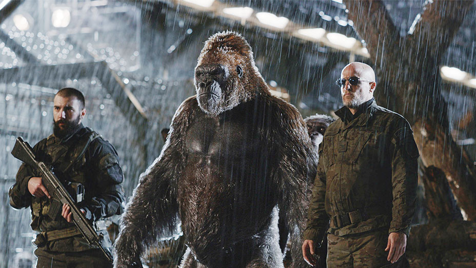 War for the Planet of the Apes Still - Publicity - Embed 2017