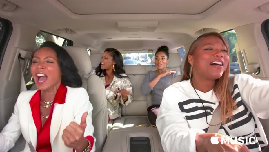 'Carpool Karaoke' Teaser